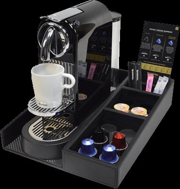 Nispresso Coffee Organizer